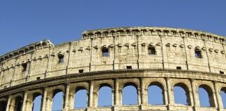 kolloseum rím v taliansku