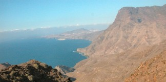 Kanárske ostrovy Gran canaria