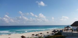 Mexická pláž