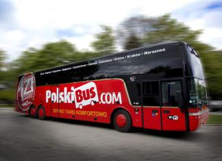 autobus PolskiBus