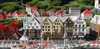 Billund , Dánsko , Legoland