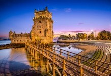 Lisabon , Portugalsko - Torre de Belém