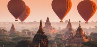 Bagan, Mjarnmarsko