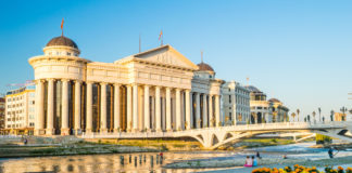 Skopje , Macedónsko