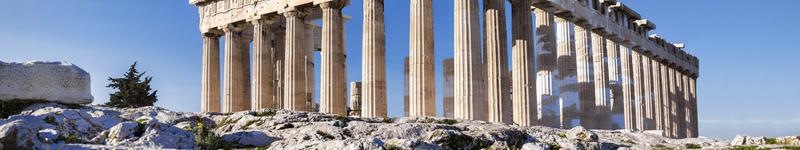 Atény Acropolis