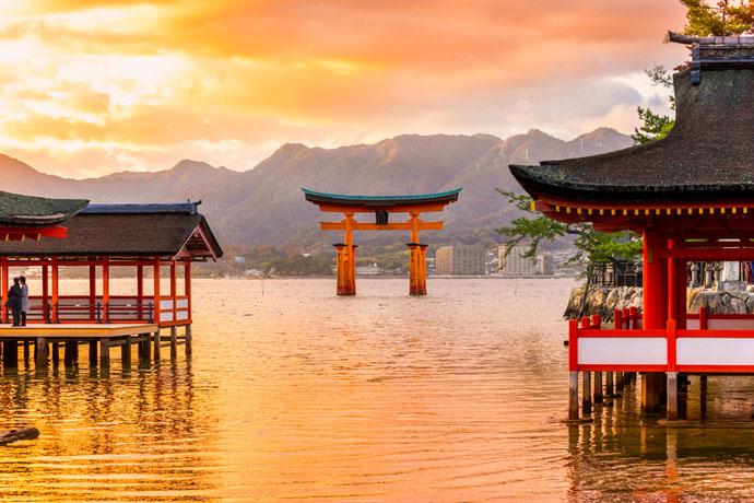 letenky Japonsko