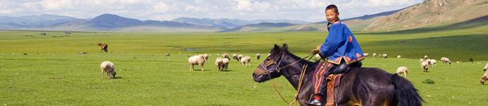 letenky Mongolsko