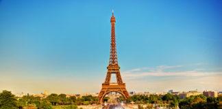 Paríž , eiffelova veža
