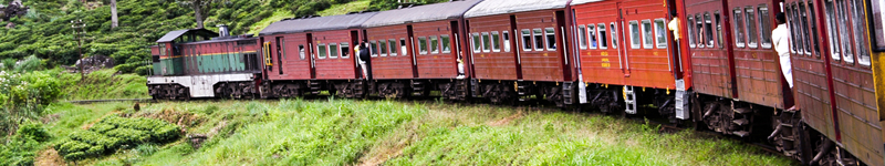 letenky Srí Lanka