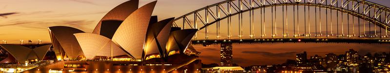letenky Sydney
