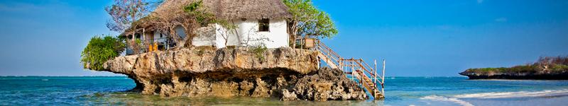 Zanzibar domček