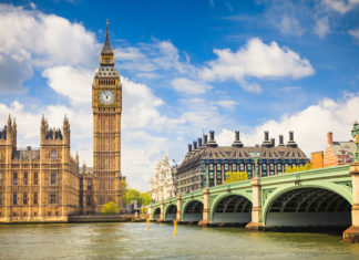 Londýn, Big Ben