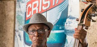 muzikant na Kube