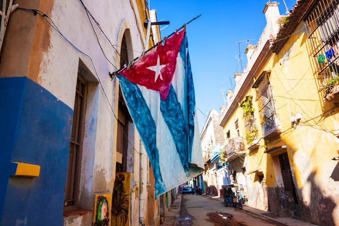 vlajka kuby
