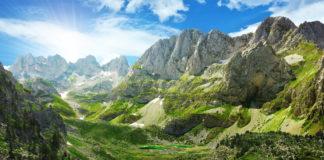 Albánsko národný park