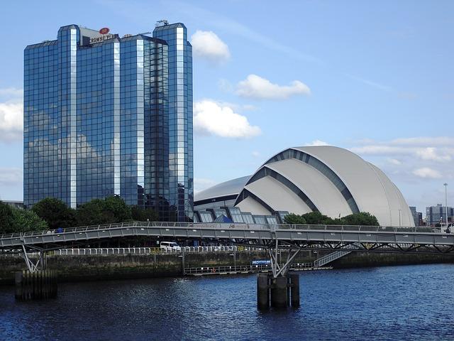 Mesto Glasgow