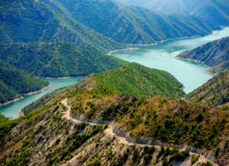 jazero Kozjak, Macedónsko