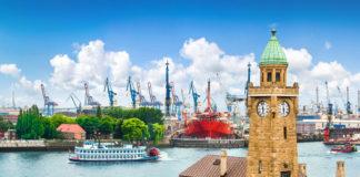 Hamburg, prístav