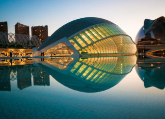 Valencia, City of the Arts and Sciences