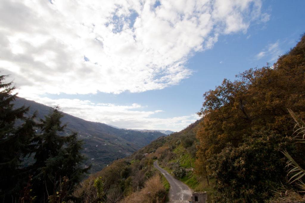Pohorie a národný park Nebrodi