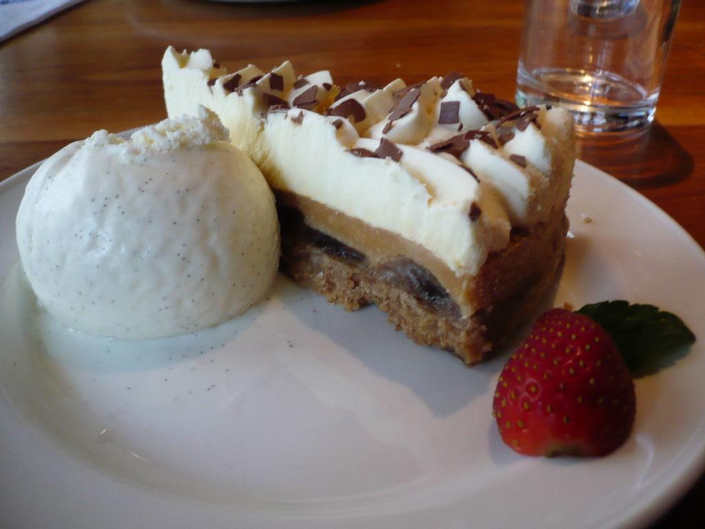 Banoffee Pie anglicko