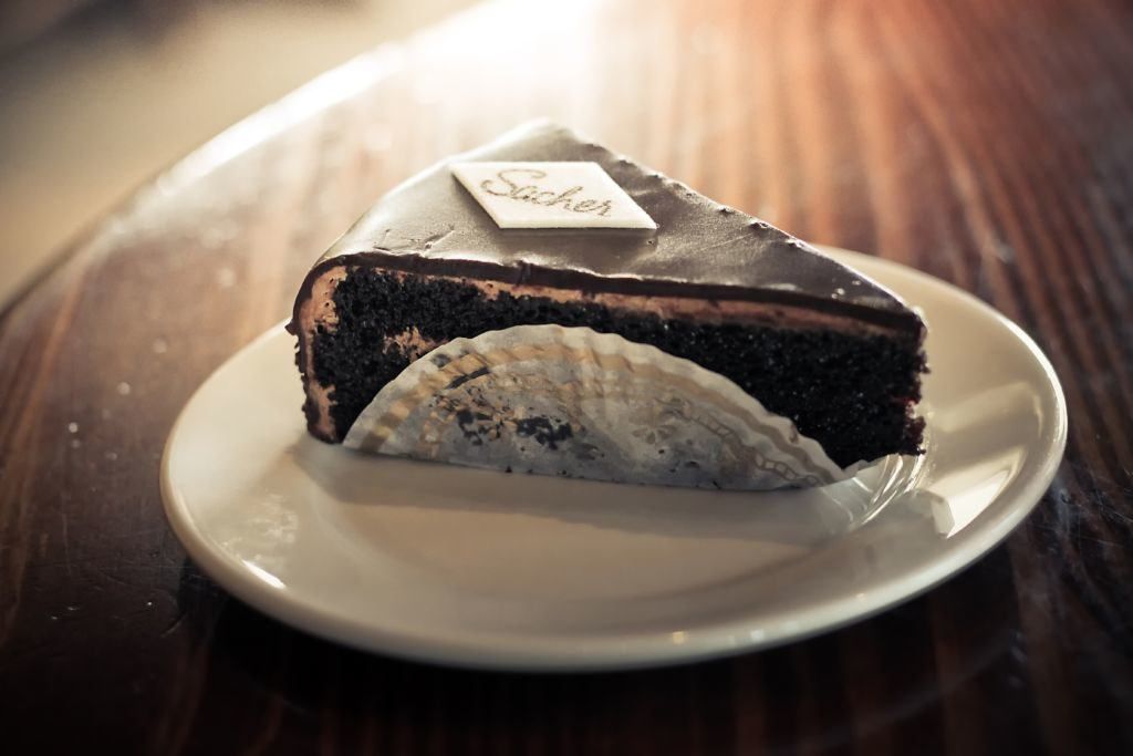 Sacherova torta Rakúsko