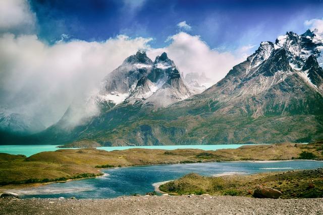 Los cuernos del Paine čile