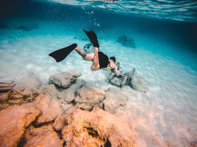 najlepšie miesta na šnorchlovanie na svete