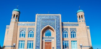 mešita v kazachstane