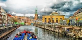 mesto kodaň
