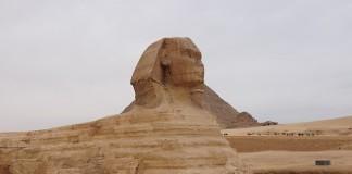 sfinga v egypte