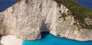 ostrov zakynthos v grécku