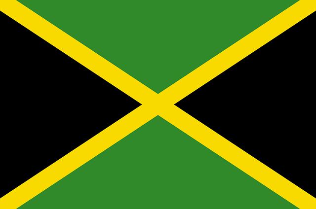 jamajská vlajka