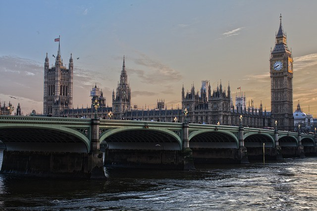big bang v londýne