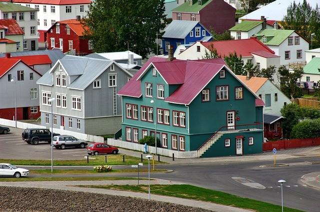 ilsandksé hlavné mesto reykjavik