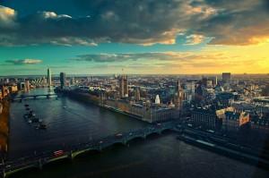 rieka temža v londýne