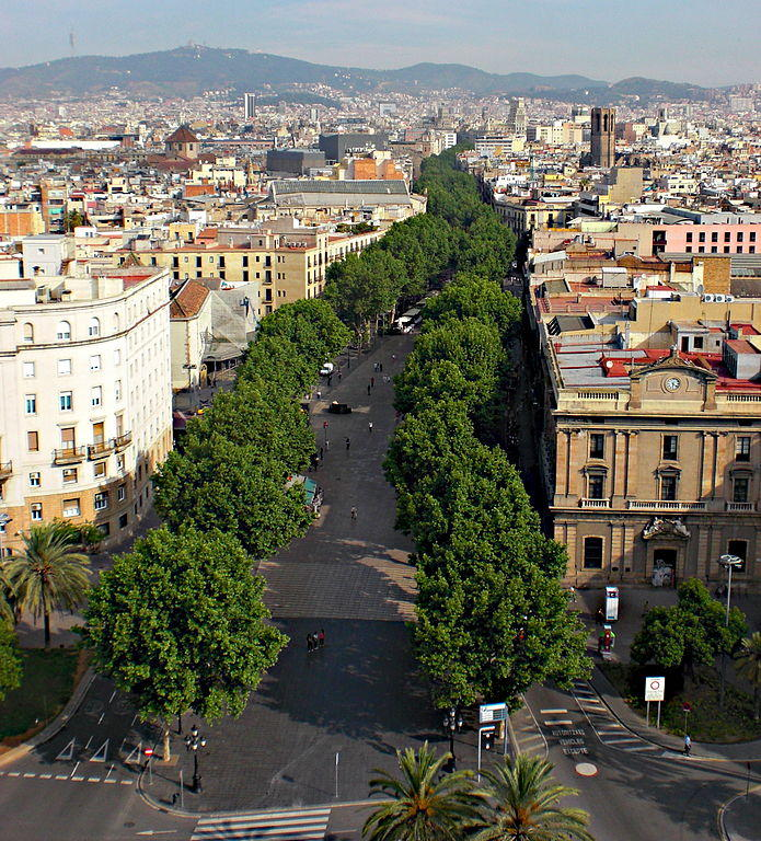 La Rambla Zdroj: Wikipedia