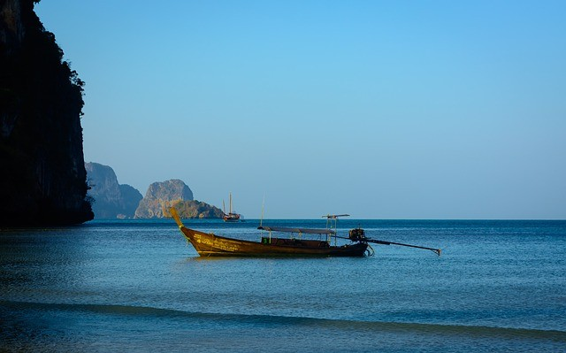 ostrovy thajsko