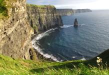 pobrežie Írska