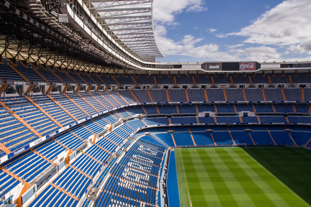 štadión Real Madrid