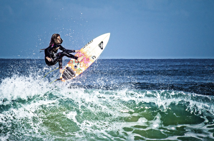 surfovanie na Bali