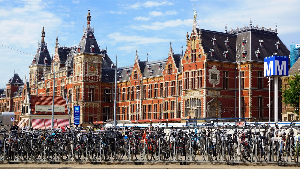 stanica Amsterdam Centraal