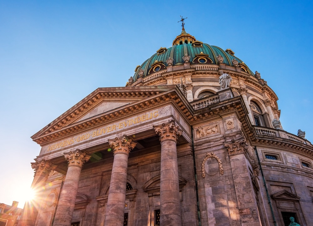 Frederiks Kirke Kodaň