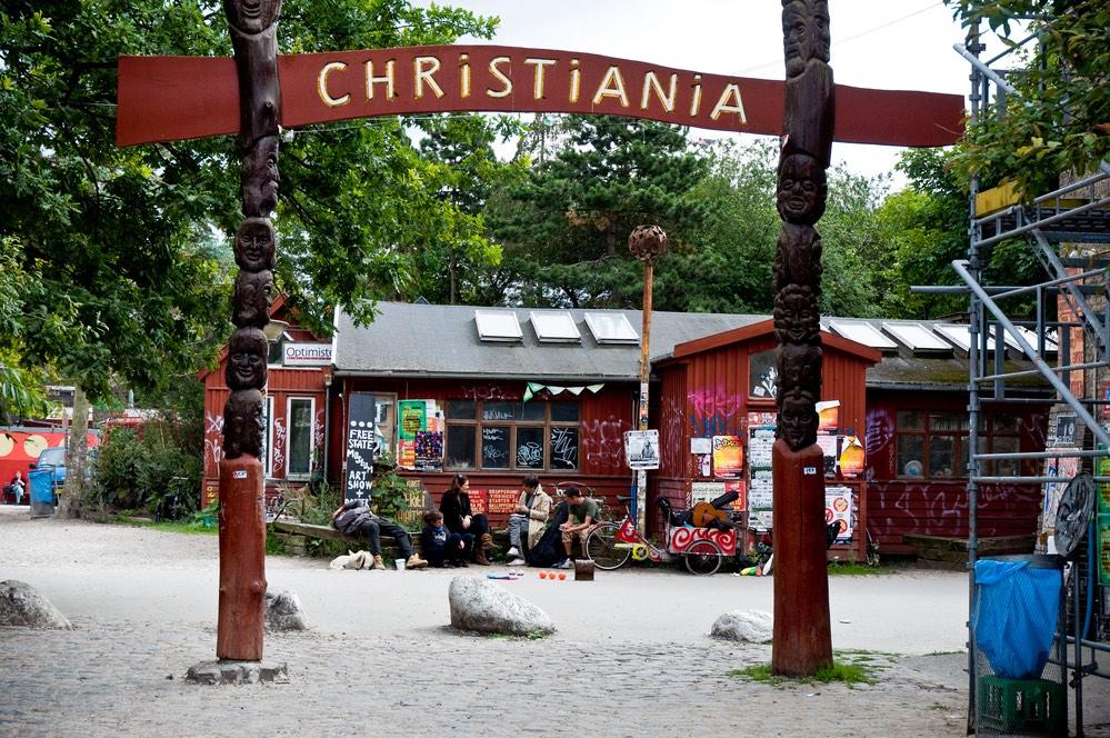 christiania kodaň