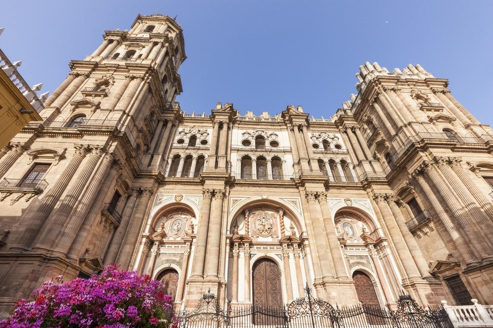 katedrála malaga