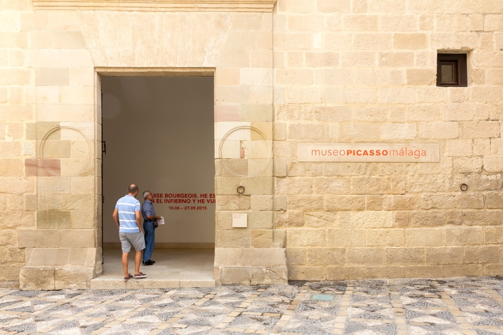 museum picasso malaga