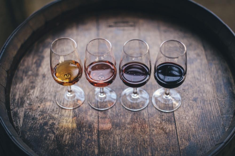 portské víno, portugalsko