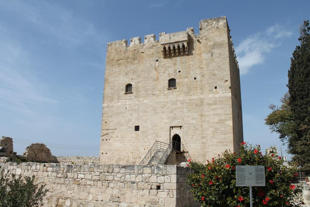 paphos castle - letenkyzababku