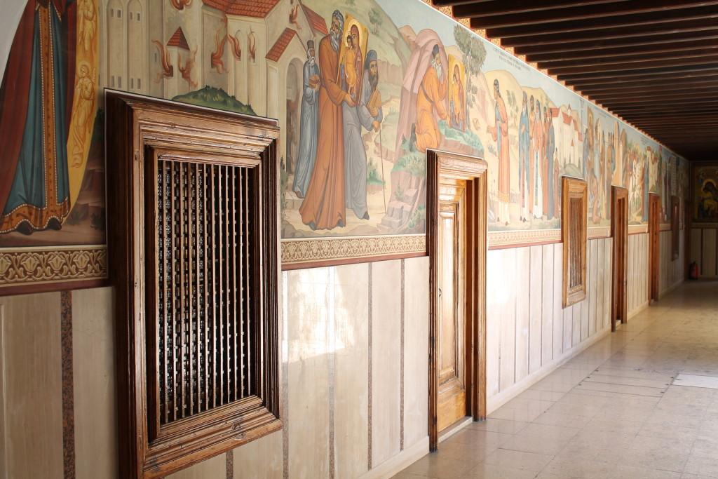 Neophytosov kláštor - letenkyzababku