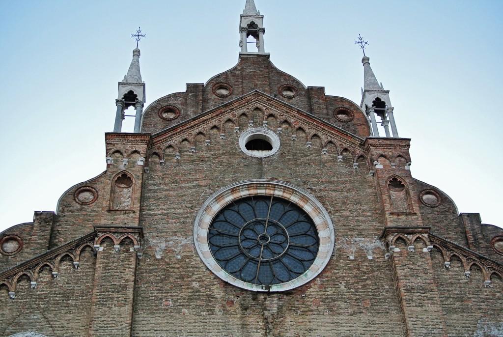 Santa Maria Gloriosa dei Frari - letenkyzababku
